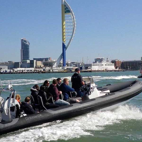 Onboard Rib Charters Ltd Experience Prices