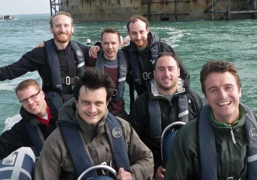 Onboard Rib Charters Ltd Stag Party