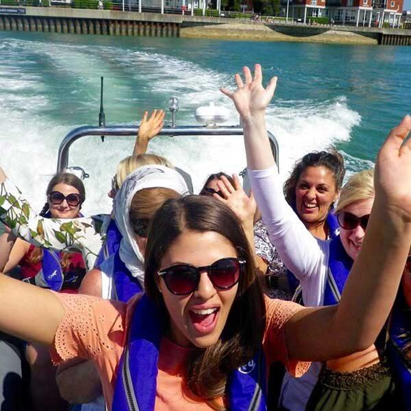 Onboard Rib Charters Ltd Stag And Hen Rib Rides